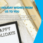 Happy Holiday - Texas Software
