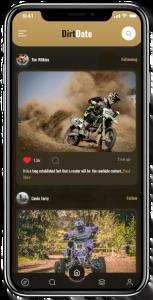 DirtDate Mobile Application Development