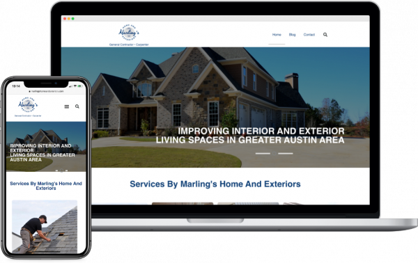 Marlings Home and Exteriors Texas Software Showcase